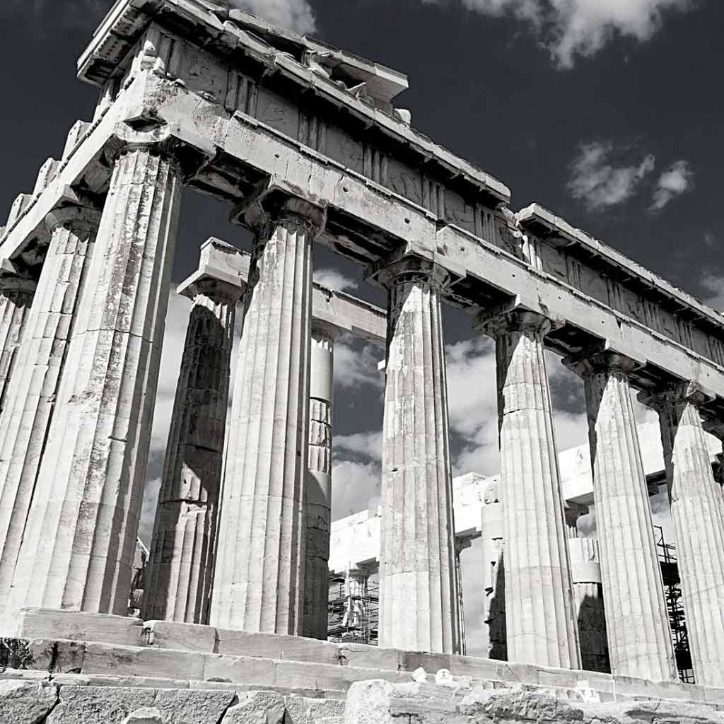 Griechischer-Tempel