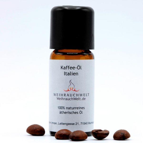 Kaffee aetherisches Oel