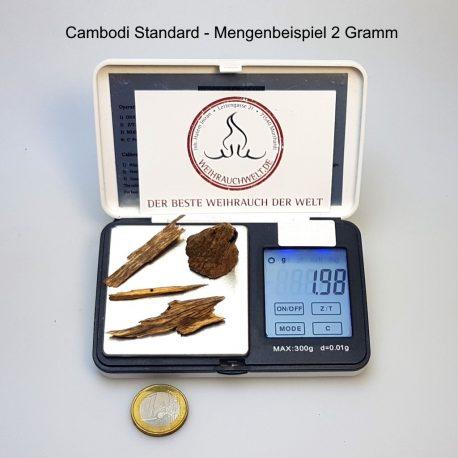 Mengenbeispiel Cambodi Standard