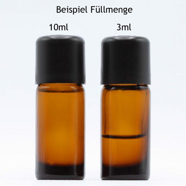 Mengenbeispiel Flaschen mit 3 und 10ml