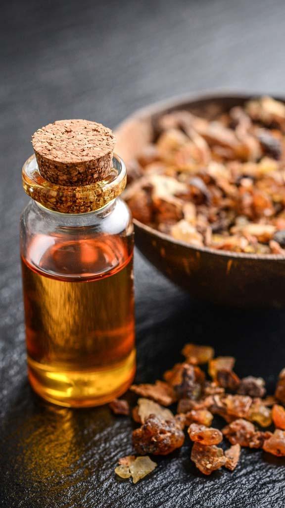 Öl-und-Myrrhe