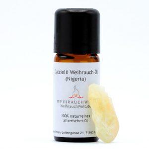 Weihrauch Öl Dalzielii